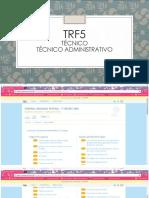 Trf5 Tecnico Edital Analisado