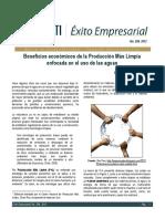 Exito Empresarial Energuia Limpia