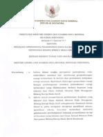 Permen ESDM No 03 Tahun 2017 Tentang Petunjuk Operasional Pelaksanaan Dana Alokasi Khsuus Fisik Penugasan Bidang Energi Skala Kecil