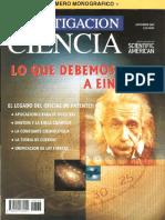 Investigacion y ciencia - Lo que debemos a Einstein.pdf