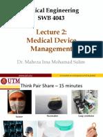 W1L2 Medical Device