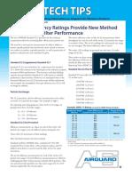 ASHRAE 52-2 Air Filtration Explained.pdf