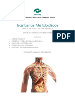 Trastornos Metabólicos (1)