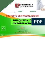 2.1. Busqueda Informacion