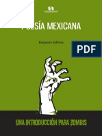 Zombis Poesia Mexicana