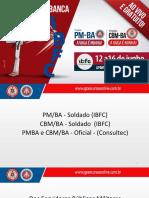 Constituição Da Bahia - Aulão Ao Vivo