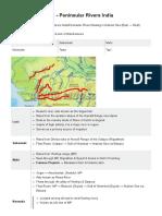 India River System - Peninsular Rivers India Iasmania - Civil Services Preparation Online ! UPSC & IAS Study Material