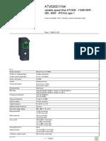 Altivar Process 630 Drive (ATV630)_ATV630D11N4