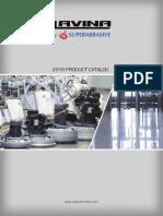 Superabrasive catalogo 2016 With EU
