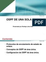 OSPF Cisco v2