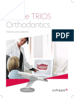 3Shape TRIOS Ortho 2017 Broch En