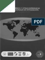 Centroamerica y Otras Experiencias Internacionales de Integracion