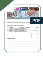 Implementación Laboratorio Farmacéutico.