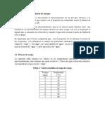 Experimento Acumulación de Energía Tarea 2 Termodinamica UdeC
