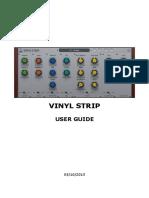 Audio Thing's Vinyl Strip