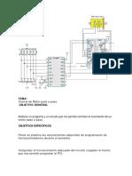 Programa Control Motor Paso a Paso Pic 16f84