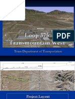 Loop 375 Trans Mountain West OSAB