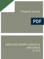 Carpeta Virtual