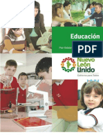 Programa Sectorial de Educación 2010 - 2015