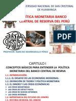 Teoría y Política Monetaria - Nacho