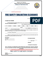 New Fire Prevention Forms
