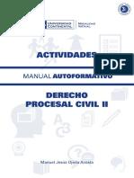 A0131 Derecho Procesal Civil II MAC01