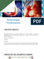 Clase Embriologia 1