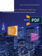 Accenture Top Considerations Wholesale Credit Loss Ccar
