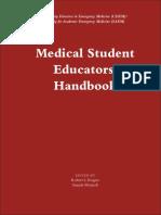 Medical Student Educators Handbook
