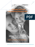 Disciplina Positiva y Neuropsicoeducación