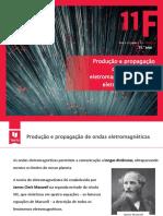 2.3.1_Produção e Propagação de Ondas Eletromagnéticas. Espetro Eletromagnético_final