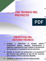 Estudio de Tecnico Gestion Empresarial