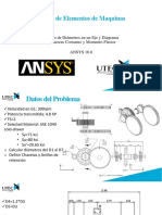 Tutotial Ansys ejes