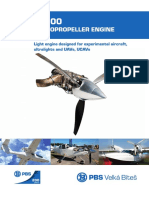 Turboprop Engine TP100