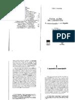 FONER, E. A Anatomia da Emancipação. IN