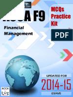 F9 Practice Kit 400 Mcqs