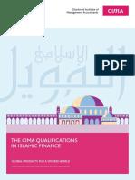 Islamic Finance Qualifications Brochure_Mar2015