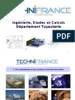 Presentation Tuyauterie