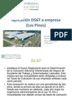 Aplicación DS67 a Empresa