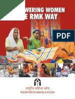 Empowering Women RMK Way