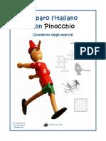 Pinocchio Quaderno Degli Esercizi Anteprima4