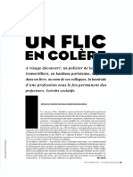 Police Malaise Mineur Delinquant Justice Laxiste -Le Figaro Magazine - 3 Novembre 2017