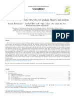 Evaluation of pavement life cycle cost analysis Review & Analysis.pdf