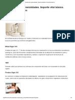 Introducción y generalidades. Soporte vital básico.pdf