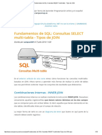 Fundamentos de SQL_ Consultas SELECT Multi-tabla - Tipos de JOIN