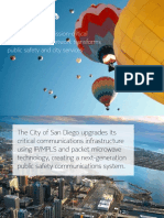 San Diego Public Safety Network Transformation Case Study