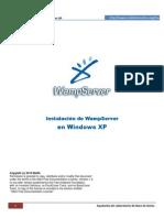 Instalacion de Wamp2.0-Windows
