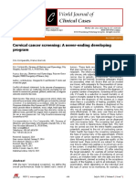 Nm Cervix Screening