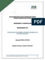 Universidad Nacional de La Patagonia n 3- Alejandra Rodriguez- El Calafate
