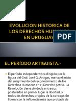 Evolucion Historica de Los Derechos Humanos en Uruguay